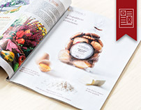 Artebianca - Biscuits Advertising