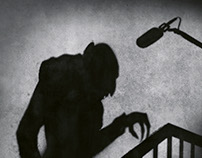 Getty Images audio collection - Nosferatu Posters
