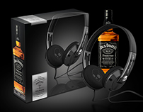 Jack Daniel's – SkullCandy & 7Beatz Gift Packs