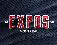 Expos de Montréal / Montreal Expos : Rebranding