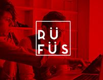 Identidade Visual - Rufus Studio