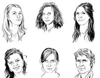 DOR Portraits