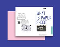 Paper Shoot Brochure Design