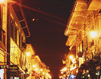 Old Street in Vigan