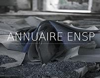 Annuaire ENSP - UI/UX