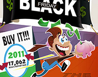 Black Friday Infographic Design