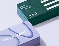 Branding: Goed