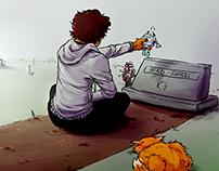 ghost virus chapter 1 illustration