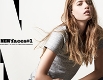 New faces By shoky Van Der Horst