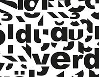 ◉ typographic poster