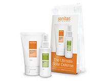 Sanitas Skincare & Cowgirl Skincare Product Renders