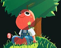 The Apple Boy & the Apple Tree
