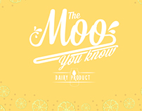 the Moo You Know - Diary products