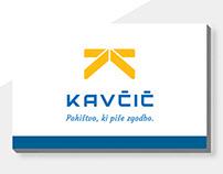 Brand Identity - Company Kavčič