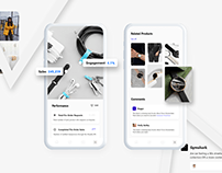 Impulse - Social Commerce App - Case Study