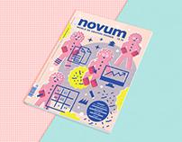 NOVUM MAGAZINE - COVER