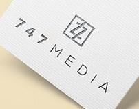 747 Media Branding