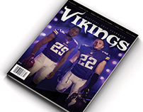 2017 Vikings Yearbook