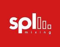 SPL Mixing Logo Design