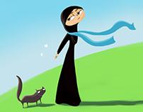 Salma v2 animation