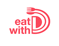 eat with d