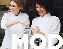MOD - Restaurant branding