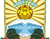 Sublime w/ Rome - Tour Poster Contest