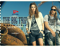 THE BIG TRIP - CAMPAING RIACHUELO