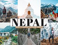 Free Nepal Mobile & Desktop Lightroom Presets