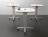 Palmer Hamilton Reload Charging Table