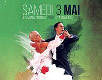 Dancesport Competition Poster 2014