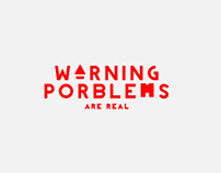 Problems are real - Social awareness l poster Series
