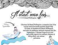 Daniel Wellington story