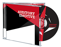 """Auditory Emotive"" Music Campaign - Student Work"