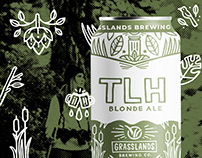 Craft Brewery Package Design + Visual identity