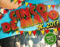 CINCO DE MAYHO 5K RUN