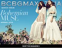 BCBG Magazine Launch Emails