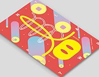 2019 豬年賀年卡 | 2019 Chinese new year card