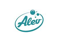 """LOGO """"ALEV SOAP"""""""
