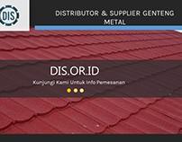 Distributor & Supplier Genteng Metal