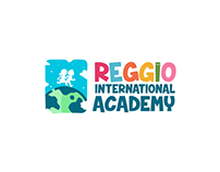 Reggio International Academy Branding