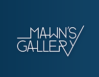 Mawn's Gallery - Band Branding