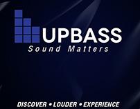 UpBass Earphone Concepts