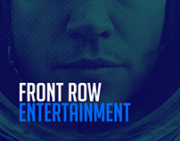 Front Row Entertainment Redesign