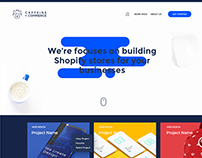 Design Agency Website Design
