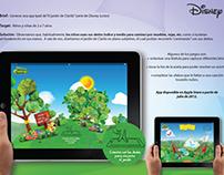 App Clarilú - Disney