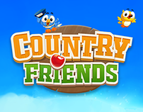 Country Friends - Game UI