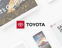 Cuñas // Toyota Prius
