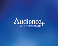 VISUAL IDENTITY・Audience Plus