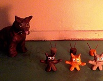 Halloween Claymation